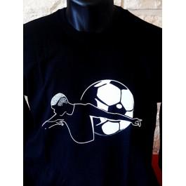 7b667e6591874 T Foot Longues D'oc Manches Design Homme Attitude Shirt Sport Collection  CQroedEWxB