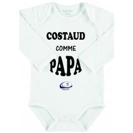 9946f31997de0 body bébé mixte papa change ma couche collection Design d Oc